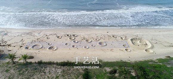 发现月球表面!创意沙雕传递世界面临的挑战 -  www.shouyihuo.com