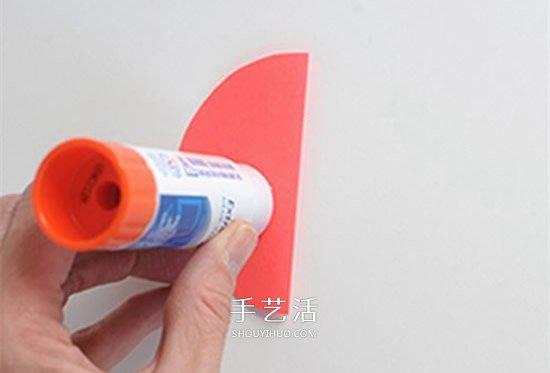 简单小灯笼制作方法 幼儿园卡纸灯笼手工制作 -  www.shouyihuo.com