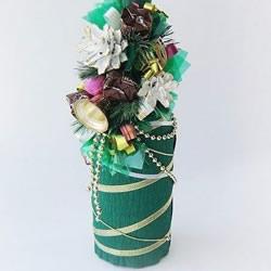 香槟酒礼物DIY方法 节日礼物香槟酒包装方法