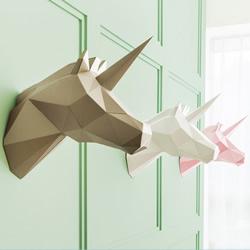 简直不敢相信!利用折纸制作的家居艺术摆饰