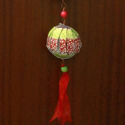 国庆节灯笼手工制作 幼儿园做灯笼的教程