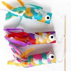 鱼灯笼制作方法图解 幼儿简单鱼灯笼的做