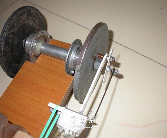 自制压缩空气动力车 空气动力汽车玩具制作 -  www.shouyihuo.com
