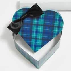 爱心礼品盒的做法图解 带盖心形包装盒制作