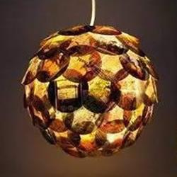 圆灯笼的制作方法图解 手工简易纸灯笼的做法