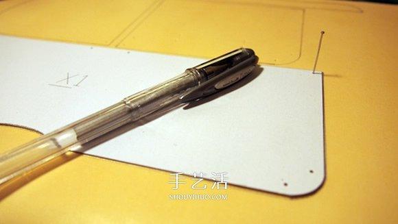 最最详细的皮艺教程 手把手教你牛皮钱包制作 -  www.shouyihuo.com