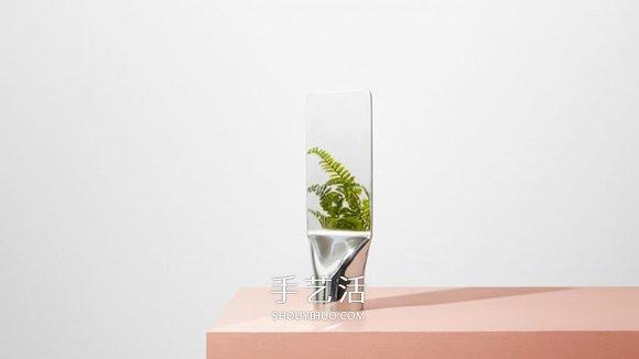 把钢管做成镜子 一体成型的极简工艺魅力 -  www.shouyihuo.com