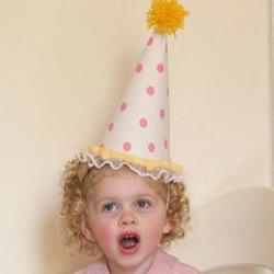 自制儿童派对帽教程 简单又可爱派对帽怎么做
