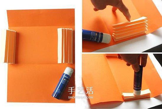 简单手工折纸折钱包