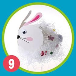 中秋节兔子灯怎么做 简单可爱兔子灯笼制作