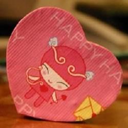 爱心礼品盒制作方法 卡纸做心形包装盒的教程