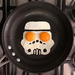 煎蛋的艺术:看看你能做出什么创意煎蛋作品