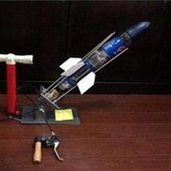 水火箭制作方法图解 自制水火箭的设计与制作