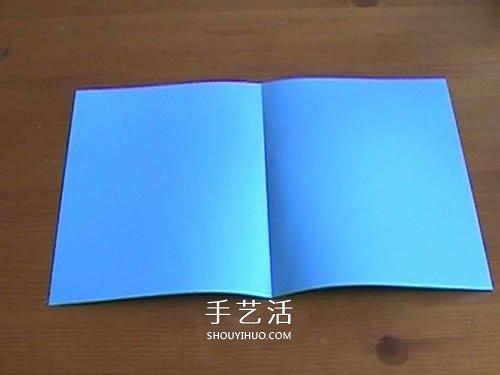 立体纸花贺卡制作方法 母亲节立体花朵贺卡DIY -  www.shouyihuo.com