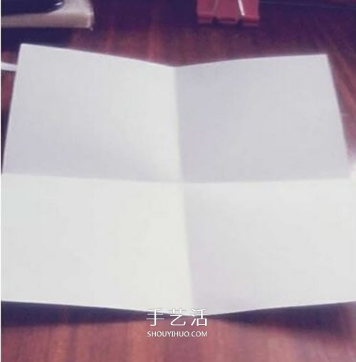 卷纸玫瑰怎么折图解 简易版纸玫瑰的折法过程 -  www.shouyihuo.com