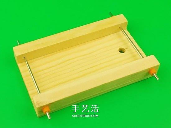自制电动风力战车教程 手工风力电动车的做法 -  www.shouyihuo.com