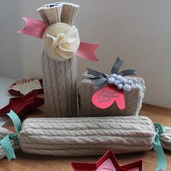 漂亮环保的包装方式 让你的圣诞礼物更有意义