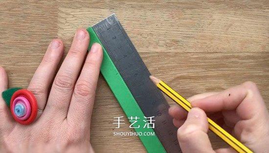 聖誕樹立體賀卡做法 手工立體聖誕樹賀卡製作