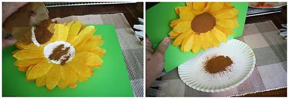 新年贺卡现在就准备 漂亮的向日葵贺卡DIY -  www.shouyihuo.com