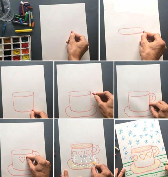 自制漂亮新年贺卡的方法 简单又很有创意! -  www.shouyihuo.com