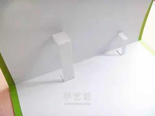 元旦贺卡手工制作图片 非常可爱的卡通风格 -  www.shouyihuo.com