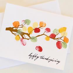 亲手做感恩节贺卡的方法 怎么做感谢卡片教程