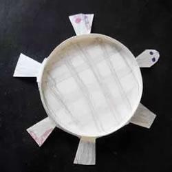 一次性纸杯小制作教程 最简单做小乌龟的方法