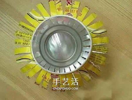 用易拉罐怎么做灯笼 新年易拉罐灯笼制作方法 -  www.shouyihuo.com