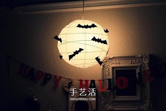有趣的萬聖節燈籠圖片 做起來簡單又有創意