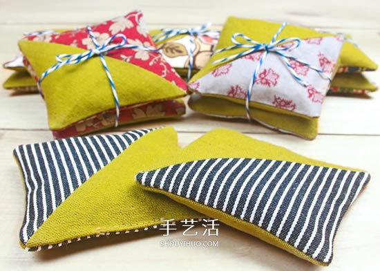不織布沙包的製作方法 送孩子的布藝沙包玩具
