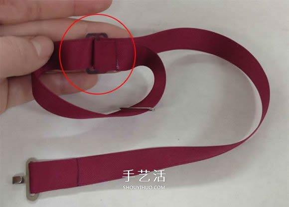 DIY英伦风领结的方法 简洁利索的男士装饰品 -  www.shouyihuo.com