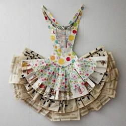 手工纸艺简介、表现形式与纸艺术品的审