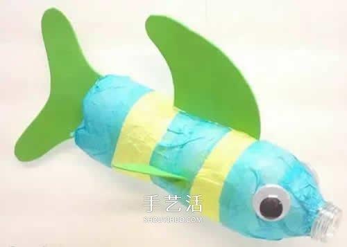 用筷子做成的工艺品_幼儿园手工小动物图片 用塑料瓶做可爱的动物_手艺活网
