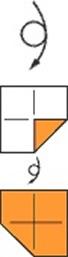 新手摺紙入門:摺紙符號及基本折法圖解大全
