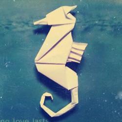 怎么折纸海马的图解 简单又好看海马的折法