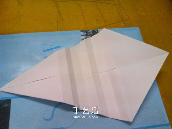 简单鹦鹉螺的折法图解 折纸海洋贝壳生物教程 -  www.shouyihuo.com