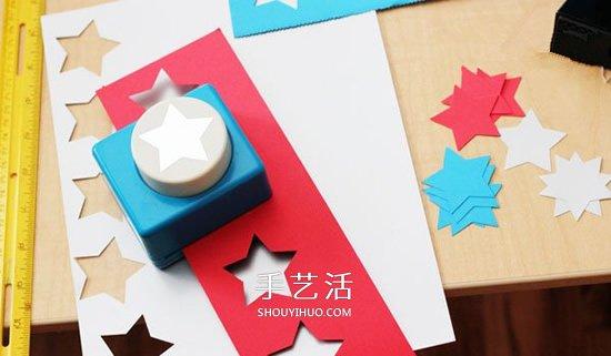 似乎星光闪闪!可爱又漂亮星星灯笼手工制作 -  www.shouyihuo.com