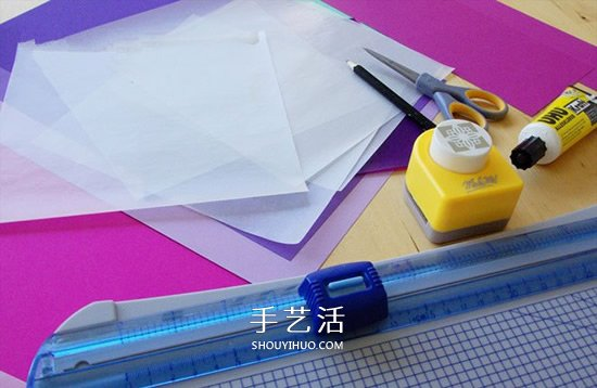 中國風燈籠的製作方法 帶窗花燈籠的做法圖解