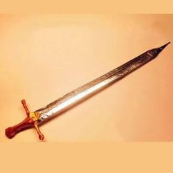 怎么折纸宝剑图解 魔戒纳西尔圣剑的折法步骤