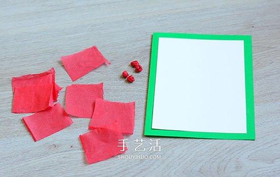 紅紅蘋果送老師 漂亮手工教師節賀卡製作方法