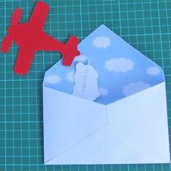 充满童趣的新年贺卡!可爱小飞机贺卡的做法