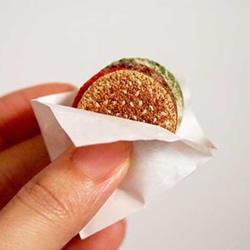 精致又迷你!不可思议的日本手工微型刺绣