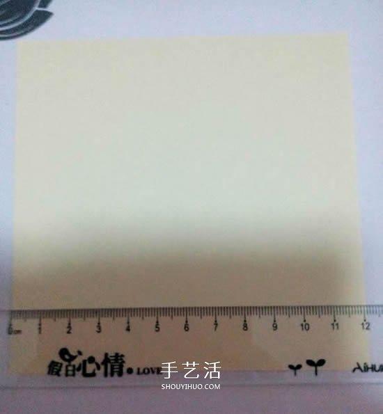 简单纸花怎么做图解 组合式花朵的制作方法 -  www.shouyihuo.com