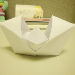 简单乌篷船怎么折教程 乌篷船折叠方法图解