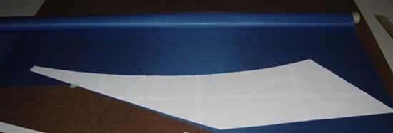 一步步教你學!翻滾特技風箏的製作方法過程