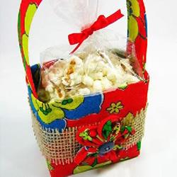 牛奶盒废物利用 手工制作手提篮收纳盒的方法