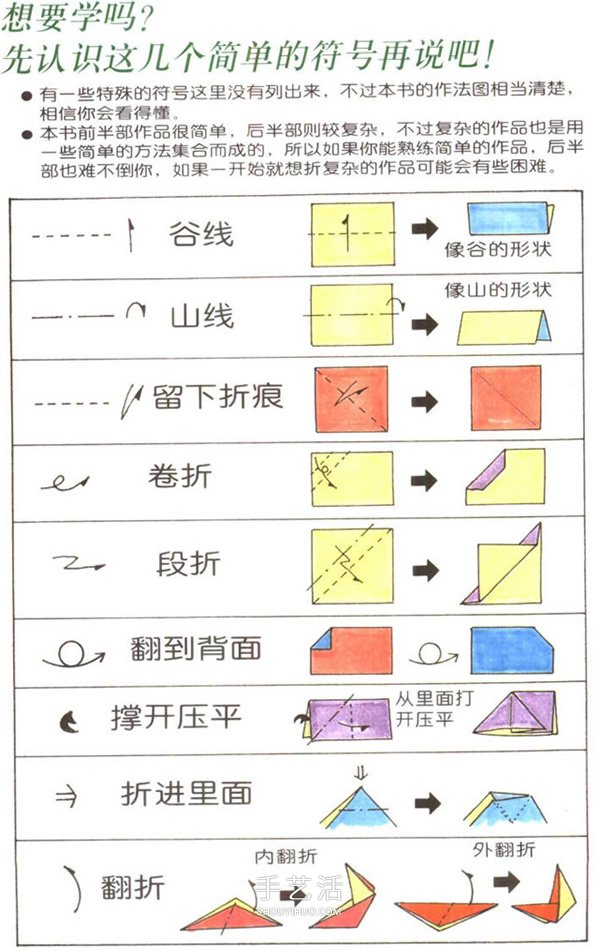 爱心怎么折?76种简单心形的折纸方法图解大全 -www.shouyihuo.com