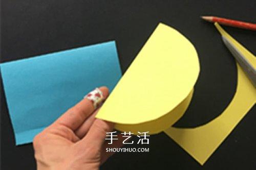 生日贺卡怎么做最好看 简单小鸡卡通贺卡制作 -  www.shouyihuo.com