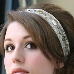 普通发带的改造方法 DIY时尚闪亮的漂亮头带