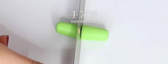 超輕粘土製作仙人掌 簡單又可愛的仙人掌DIY